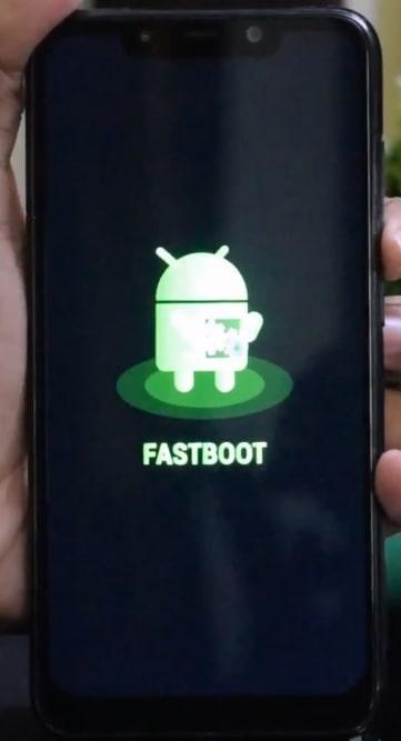 poco fastboot mode