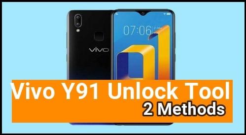Vivo Y91 Pattern Unlock Tool Download