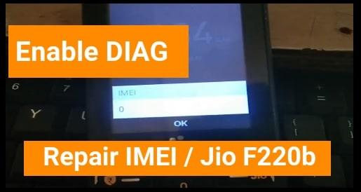 Jio f220b qcn File download