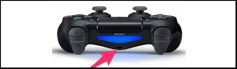 Charging Issue In PS4 Controller