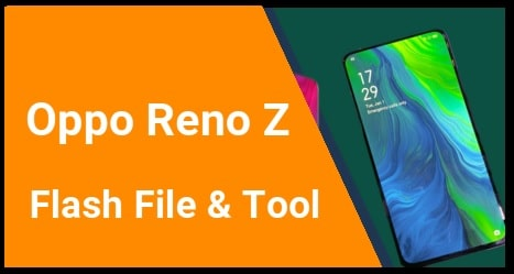 Oppo Reno Z Flash File