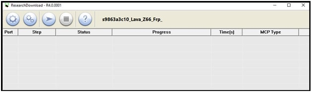 lava z66 unlocking tool