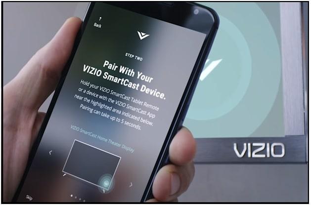 vizio remote app and smart tv