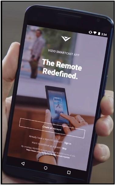 vizio smartcast application