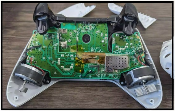 xbox one back plate removing