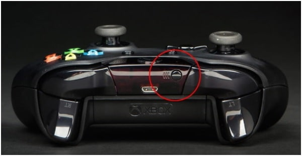 xbox one controller bind button