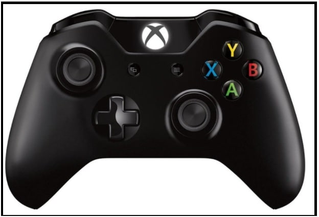 xbox one controller sync button