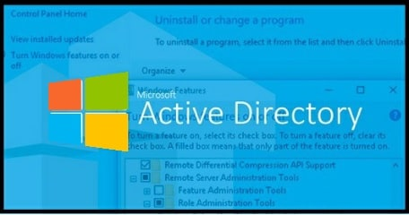 Active Directory Users and Computers Windows 10