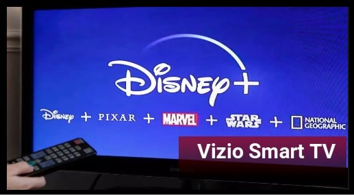 Add Disney Plus To Vizio Smart TV