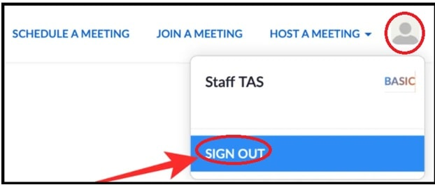 Change user Name Before Joining Zoom Meeting On the Website