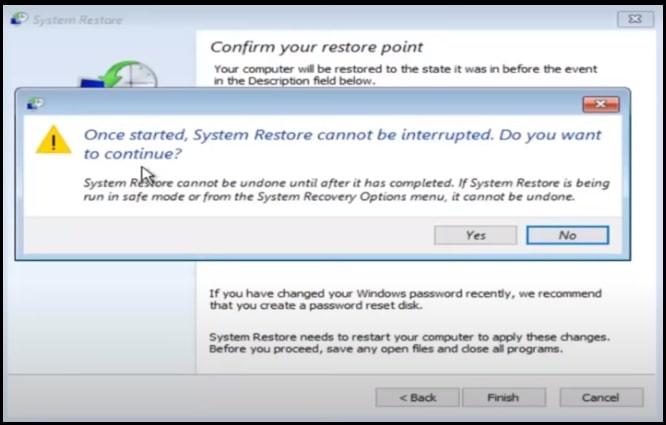 Fix Bad System Config Info Windows 10 Pc
