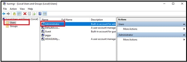 How to login as Administrator in Windows 10 pc