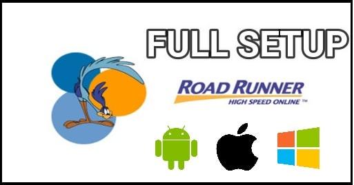 Setup Roadrunner Email On Android