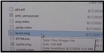 poco f2 boot image file