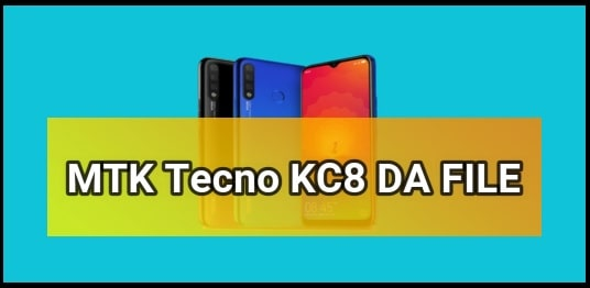 tecno kc8 da file