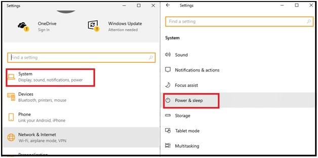 Enable Hibernate For Windows 10 Using Settings App