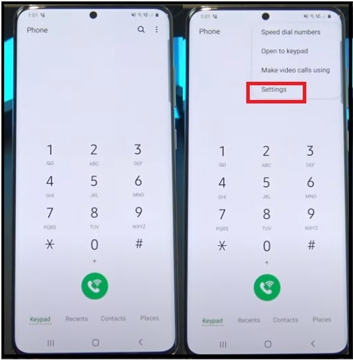 Make Your Number Private In Android Smartphone
