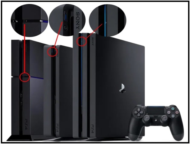 boot ps4 into safe mode