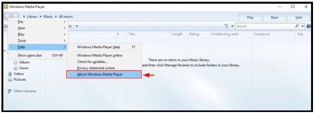 about windows media media player