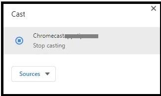 Windows Media Player Chromecast