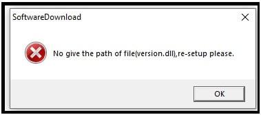 cdma flash tool error