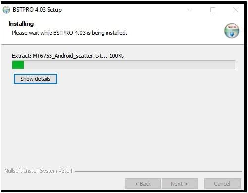 BSTPRO 4.03