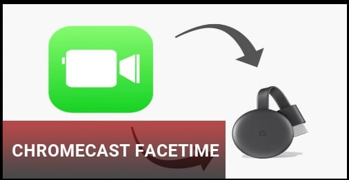 Chromecast Facetime Video Calls On TV
