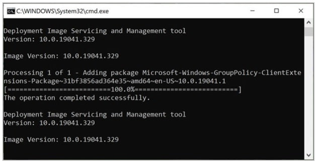 enable Group Policy Editor Using PowerShell Script