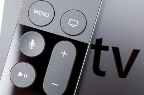 apple tv home key
